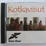 Kotkaviisut CD-levy