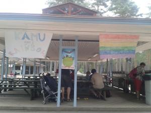 Sateenkaari- koulutus on iso osa KIPU- koulutusta ja projektia.