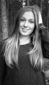 Sanni Moilanen, 15v.